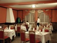 Ресторан СВ готельно-ресторанного комплексу СВ